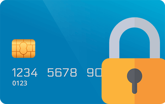 AF Footer Secure Credit Card