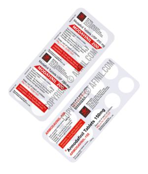 Modavinil / Armodavinil Premium Pack (Centurion)